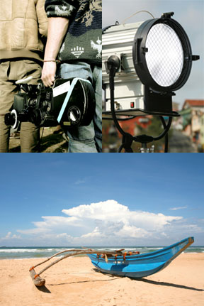 sri lanka film location services
